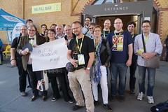 Treffen der Ironblogger, deutschlandweit.