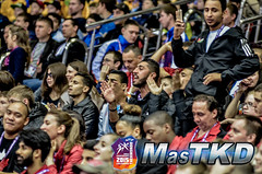 Mundial de Taekwondo: Chelyabinsk 2015 (día 3)