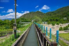 (Moson Kuo) Tags: travel mountains nature beautiful bike river landscapes nikon scenery taiwan bluesky motor     cpl  2015        afs2470mm28g d800e guoshin