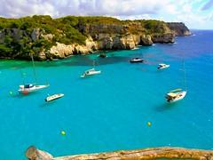 Cala  Macarella, Menorca (Dejan&Milica) Tags: