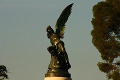 El ngel Cado del Retiro. Madrid (Carlos Vias-Valle) Tags: angelcaido retiro bellver