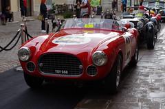 Ferrari 225 S Spyder (osti_andrea) Tags: 225s sport vignale coachbuilder carrozzeria carrozzaria coppa doro delle dolomiti cortina dampezzo aci asi storico gara auto car race historical history regolarit rally cavallino rampante modena rosso classic