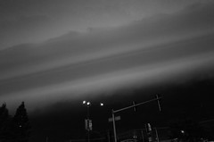 Minus Corner (pantagrapher) Tags: chicago dynamic squall line storm front thunderstorm clouds bw ricoh grii