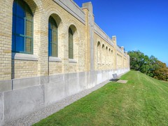 Filtration Plant 3 (euanwhite) Tags: water treatment plant filtration lake ontario toronto building architecture history