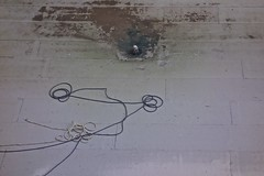 Roof Top Abstract (ricko) Tags: roof vent rope wire stlukeshospital kansascity abstract minimal cord