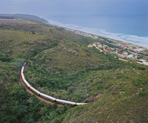 Shongololo Express scenery