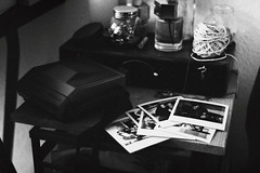 _Postcards_ (Corentin Schieb) Tags: postcard polaroid film black white bw memories bedroom memory 35mm filmphotography youth young indie camera analog argentique analogue filmisnotdead corentin schieb cinematic composition grain leica