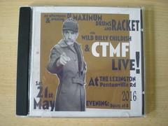 BILLY CHILDISH & CTMF - The Lexington London 21st May 2016 (livegigrecordings) Tags: billy childish ctmf