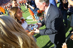 10-01-2016 Governor Bentley attends Auburn Homecoming