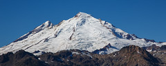 Sherman Peak and Mount Baker (keithc1234) Tags: shermanpeak mountbaker mountains landscape mountbakerwilderness snow glaciers