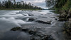 down by the river (karlhans) Tags: river fluss traun austria langzeitbelichtung neutral density