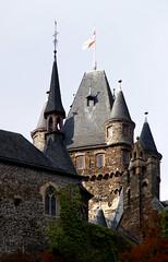 Cochem, Reichsburg (Imperial Castle) (HEN-Magonza) Tags: cochem reichsburgcochem rheinlandpfalz rhinelandpalatinate deutschland germany mosel moselle cochemimperialcastle