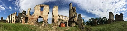 Burg Zviretice, Tschechien