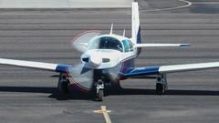 Mooney M20J N997D (ChrisK48) Tags: 1978 aircraft airplane dvt kdvt m20 mooneym20j n997d phoenixaz phoenixdeervalleyairport