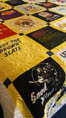 2016-10-29_02-41-37 (quiltsbykandy) Tags: usps letter carriers bart simpson tshirt quilt lakers nalc custom homemade