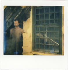 Ghosts (///Brian Henry) Tags: abandoned polaroid impossibleproject urbex haunted roidweek week roidweek2016 decay ghost