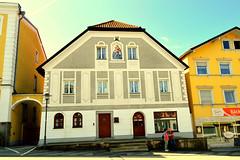 Untergriesbach,Bayrischer Wald (Germany) (jens_helmecke) Tags: untergriesbach bayern haus gebude architektur nikon jens helmecke deutschland germany