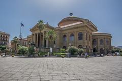 Teatro Massimo Vittorio Emanuele, Palermo