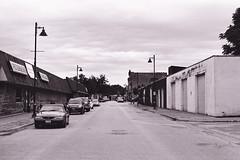 Canal Street, Lemont (mattheuxphoto) Tags: petersonshardware lemont lemontillinois hardwarestore closing historic junkstore olympusom4 om4 om50mm 50mm kodak kodaktrix trix