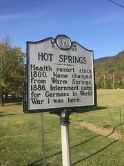 Hot Springs, NC