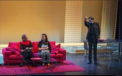 Falkland Toneel speelt 'Gouwe handjes'