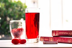 Red (unuospp) Tags: ifttt 500px red tea flower beautiful color colorful colors light home food books beauty