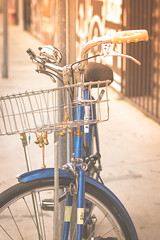 Bike in Wynwood (Monica Aguinaga) Tags: wynwood bikes bycicle urbanphotography