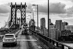 Manhattan Bridge (Lucille-bs) Tags: amrique etatsunis usa newyork manhattan pont manhattanbridge circulation trafic city nb voiture