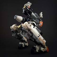 AK 2L Mech (Marco Marozzi) Tags: lego legodesign legomech legomecha mecha mech marco marozzi walker