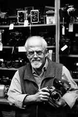 Camera Trading Company (Dan Haug) Tags: portrait cameratradingcompany ottawa bankstreet experience friendly secondhand film history guru xt2 fujifilm xf35mmf14r november 2016 explore explored