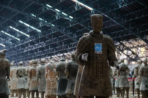 兵马俑 Terracotta Army
