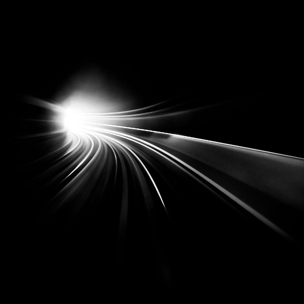 Light at the end of tunnel dhruv aggarwal photography tags subway apple iphone4