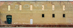 Boarded Up Windows (mikerastiello) Tags: texas tx waco wacotexas wacotx ghostsign abandoned warehouse factory