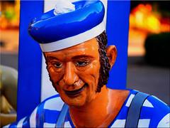 Monday Face (Ostseetroll) Tags: deu deutschland geo:lat=5407438219 geo:lon=1077866046 geotagged hansapark schleswigholstein sierksdorf montagsgesicht mondayface matrose seemann