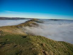 Castleton 261116-6074 (RobinD_UK) Tags: mam tor castleton peak district edale temperature inversion clouds