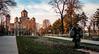 Tašmajdan park (I.C. Photo) Tags: bilismosamodeca hramsvetogmarka stmarkchurch wewerejustchildren belgrade beograd church monument park serbia srbija tašmajdan