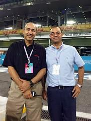 Formula 1 (Abu Dhabi 2016) (RIEDEL Communications) Tags: riedel riedelcommunications communications rtl formula1 f1 formulaone red bull nico rosberg sauber