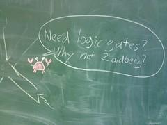 Crab logic