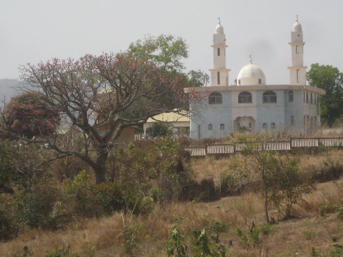 Guinean Mosque