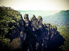Blue Mountains - 3 (Phil Steere) Tags: trees holiday mountains tree photo phil sydney australia tasmania fujifilm 2009 steere