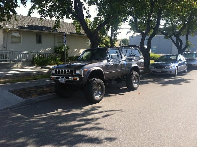 truck 4x4 toyota hilux