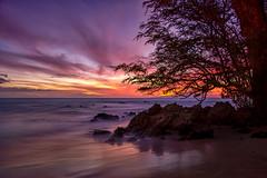 Ulua Beach (mojo2u) Tags: ocean sunset beach hawaii maui wailea uluabeach nikond700 nikon28300mm