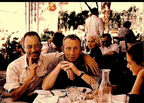 Albert Camus, Michel y Jeannine Gallimard