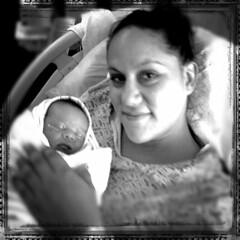 Welcome Ezra (maria_newlin) Tags: arizona blackandwhite baby cute happy sweet capturedmoments awesomeshots streamzoo fortheloveofblackandwhite