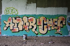 amor & chef (wallsdontlie) Tags: graffiti amor chef