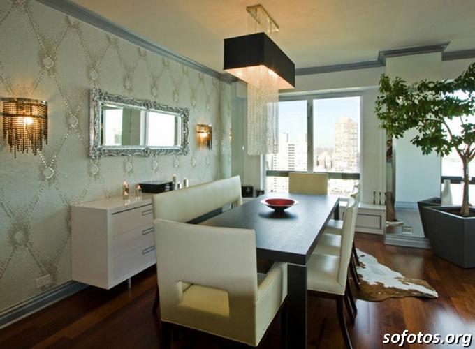Salas de jantar decoradas (28)