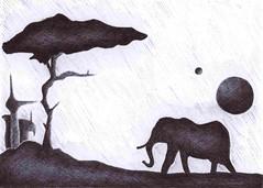 Pen & Ink Fine Art By The Opinionated Artisrt (Doug Ashby Fine Art) Tags: drawing originalart abstractart fineart illustrations science thoughts prints blogart opinions ruminations conceptualart natureart colorart lifeart artblog editorials blackandwhiteart walart penandinkart dougashby