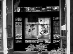 By the window (Py All) Tags: china house window asia asie  yunnan maison fentre lijiang dcoration chine
