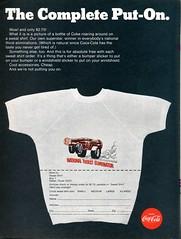 1969 Coca Cola Coke Advertising Hot Rod Magazine April 1969 (SenseiAlan) Tags: hot 1969 magazine advertising cola coke april rod cocacola coca