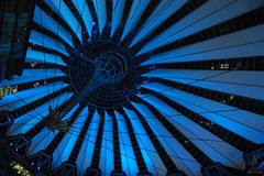 Like on a starship (hartp) Tags: blue black color colour berlin colors d50 catchycolors germany nikon raumschiff sonycenter blau farbe schwarz starship farben helluva welltaken hartp hartp94315 wowiekazowie macromix
